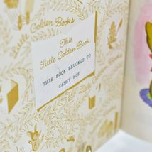 A Little Golden Book Walt Disney Winnie-the-Pooh Meets Gopher 101-42 1st Edition image 4