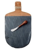 Mud Pie Slate and Wood Cutting Board - $39.99