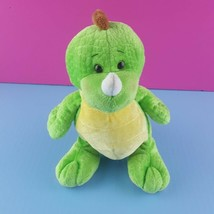 "Ganz Key Lime Dino Plush Stuffed Animal HM185 No Code 9"" #A2 - $10.39"