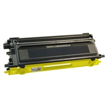 Brother Color Laser TN110Y Yellow Toner Cartridge - $65.12