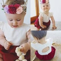 Newborn Infant Kids Baby Girls Bodysuit Romper Jumpsuit Outfits Sunsuit ... - $14.50