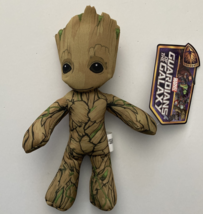 "Toys, Marvel, Guardians of the Galaxy, Groot 9"" Plush Toy - $8.00"