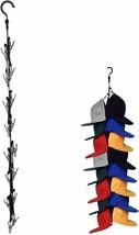 HOT Closet Hanging Cap Keeper Closet Cap Racks Hats Holders Closet Hook ... - $20.78