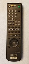 Sony DVD remote RMT-D108A - $6.77