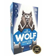 The Game of Wolf a Trivia Game for Friends and Families by Gray Matters ... - $43.53