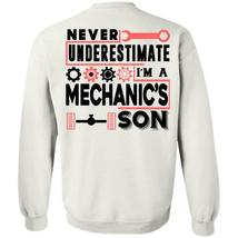 My Job T Shirt, I'm A Mechanic's Son Sweatshirt - $16.99+