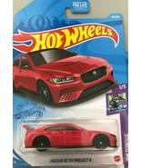 Hot Wheels - Jaguar XE SV Project 8 -Scale 1:64 - Red - $9.85