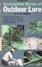 Outdoor Life: Complete Book of Outdoor Lore Clyde Ormond; Ernest Kurt Ba... - $14.96