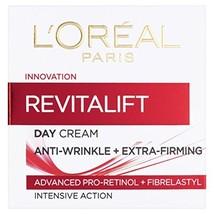 L'Oreal Paris Revitalift Day Cream, 50ml  - $21.00