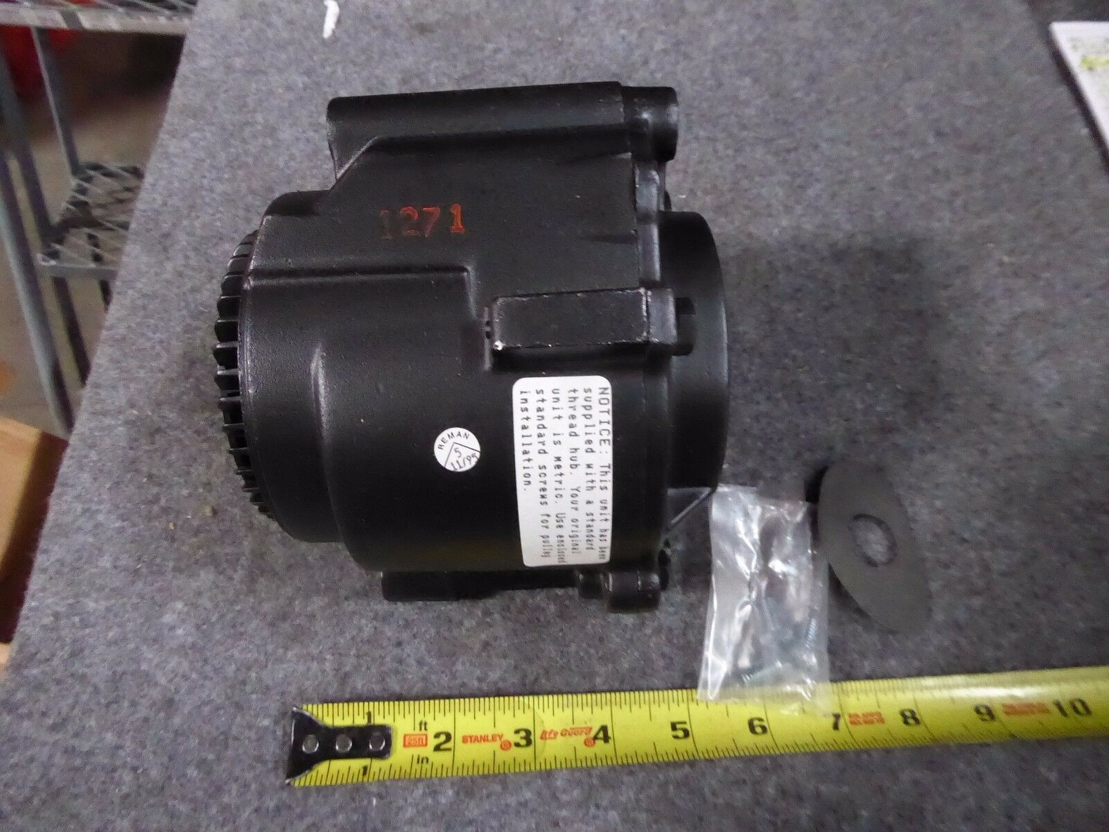 79-1271 GM Smog Pump, Remanufactured by Arrow