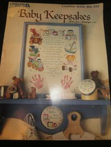The Cross-Eyed Cricket Collection Grandmas Bring Sunshine CrossStich Lea... - $5.99