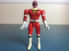 1997 Bandai Red Turbo Sword Swinging Power Ranger Hero - Loose - $9.85