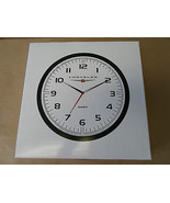 Chrysler Logo Quartz Wall Clock Official Licensed Chrysler Black White W... - $20.01