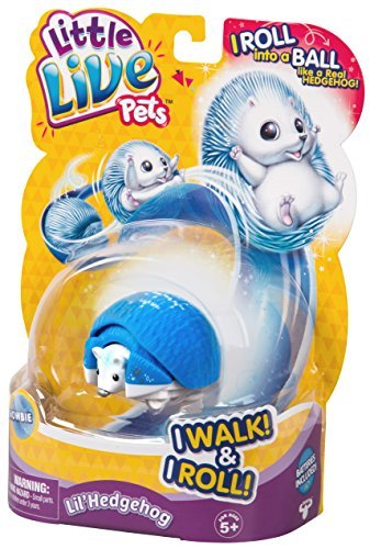 Little Live Pets Hedgehog - Pack Snowbie