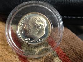 1977 Roosevelt Dime Double Mintmark Error - $23.00