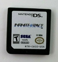 DS Infinite Space (Nintendo DS, 2010) Cart Only Tested - $34.95