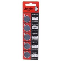 SS- Lithium Button Battery CR2016 (3 v) - $3.60