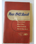 1942 Buick Owner's Manual / Roadmaster / Nice Original Cond. Free Shippi... - $32.26