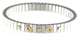 Custom fit Unisex Stainless Steel Stainless Steel Bracelet - $59.00