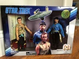 Star Trek Mirror Universe Kirk Spock Action Figure Mego HTF MEGO 2018 - $45.82