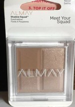 New Almay Shadow Squad 120 Never Settle Eyeshadow - $7.67