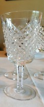 Waterford Crystal Templemore Pattern Wine Glass - $65.00