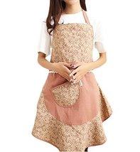 Cute Fashion Apron Unique Dress Style Perfect Waist Design-Red - $14.88