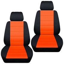 Front set car seat covers fits Jeep Wrangler JL 2018-2020  Choice 8 Nice colors - $76.99
