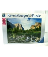 Ravensberger 1000 Piece Puzzle Yosemite Valley 2010 #192069 New SEALED  - $26.99