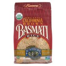 Lundberg Family Farms Organic California Basmati Rice - Brown - Case of ... - $32.99+