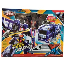 Hello Carbot Storm X Transformation Action Figure Vehicle Truck Car Robot Toy