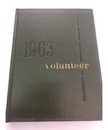 1963 UTMB Yearbook Volunteer Vol.29 Martin Tennessee UTM Skyhawks  - $70.11