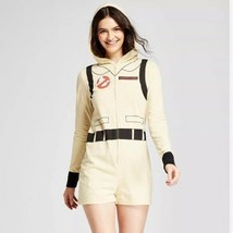 Ghostbusters Sleepwear Adult Costume Short Romper Sz XS, L, XL NEW - £11.62 GBP