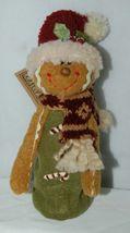 Hannas Handiworks 27148 Stretch Gingerbread Man 3 Set Christmas Ornament image 4