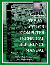 Radio Shack TRS-80 Technical Reference Manual * PDF * CDROM - $8.99