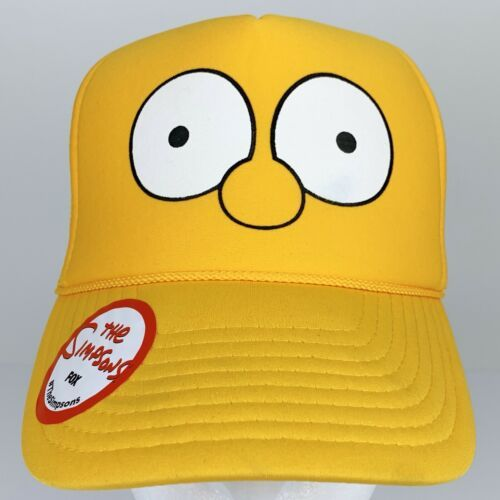 The Simpsons Homer Simpson Trucker Hat Limited Edition 2017 SDCC NEW With Tags
