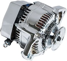 A-Team Performance Nippondenso Alternator Style 90 Amp for Hot Rod and Mini Race