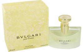 Bvlgari Pour Femme Perfume 3.4 Oz Eau De Parfum Spray image 4
