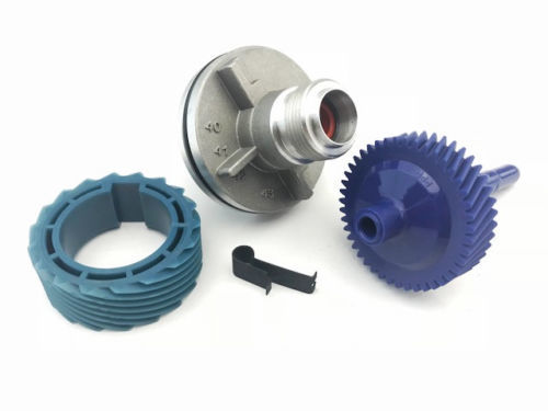 TH350 18 Tooth Drive /& 45 Tooth Driven Transmission speedometer Gear with clip