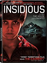Insidious (2011) DVD