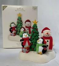 Hallmark Keepsake Very Merry Trio Limited Quantity Special Edition 2007 - $18.56