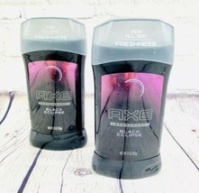 (2) Axe Black Eclipse 24 Hr All Day Freshness & Odor Protection Deodoran... - $19.54