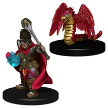 Wardlings - Boy Cleric w/ Winged Snake  NEW Pathfinder Frostgrave D&D Sh... - $12.30
