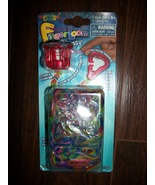 Finger Loom Rubber Band Crafting Kit Ages 6 And Above - $2.50