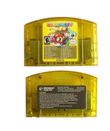 18 In 1 Game Cards Video Game Cartridge Console Card Mario Party Active - $30.99