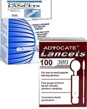 Specialty Medical Supply Safety-Let Lancets, 28 G, 100 per Box (UK100701A) Categ - $9.99