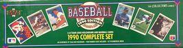 1990 Upper Deck Baseball Complete Set Box Pack Case ALL Cards Ken Griffe... - $29.88