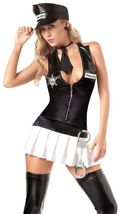 sexy police cop officer woman Halloween costume - $45.00