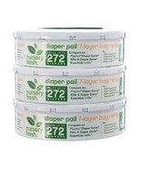 Nursery Fresh Refill for Diaper Genie 3 Pack, 816 Count - $20.08