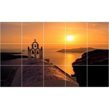 Sunset Photo Tile Murals BZ30474. Kitchen Backsplash Bathroom Shower Wall Murals - $150.00+